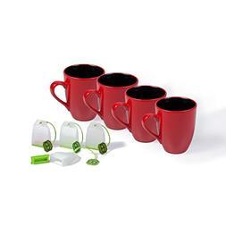 16-Ounce 4-Pack Mug Set