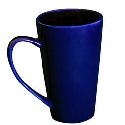 10 Strawberry Street Oversized Latte Mug in Cobalt
