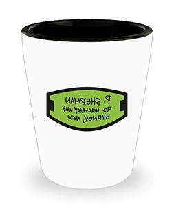 P. Sherman 42 Wallaby Way Sydney Coffee Mug Cup 1.5oz - Find