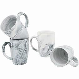 Culver 16-Ounce Palermo Ceramic Mug Set of 4