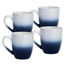 Pfaltzgraff Pandora Set of 4 Textured Mugs
