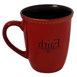 """Paprika """"Faith"""" Verse Mug"""
