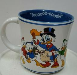 Disney Parks DuckTales Disney Afternoon Blue Ceramic Coffee