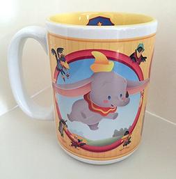 Disney Parks Dumbo Cuties Character Ceramic Mug NEW