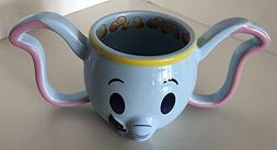 Disney Parks Dumbo Emoji Ceramic Mug