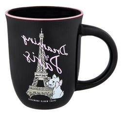 Disney Parks Epcot Marie Dreaming of Paris Ceramic Coffee Mu