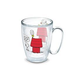 Tervis Peanuts Early Bird Wrap Mug Kitchenware