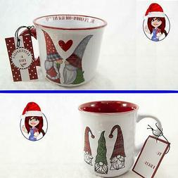 PEPPERMINT & PINE Christmas Mugs 2 Styles to Choose From Inc