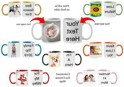 Personalized Mugs 7 Ceramic Mugs to Choose From Customized P