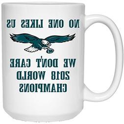 Philadelphia Eagles Coffee Mug | Eagles Mug | Super Bowl 52