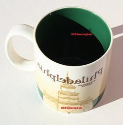 Philadelphia Starbucks Global Icon Series City Coffee Tea Mu