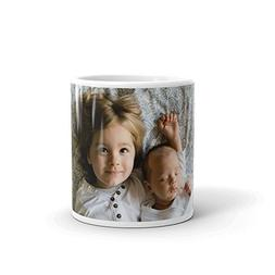 Your PICTURE Perfect Coffee Mug  | PERSONALIZED Any Photo |