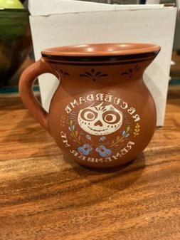 Disney PIXAR Fest COCO Jarrito Mug Cup Disneyland, New in Bo