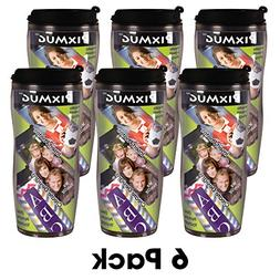PixMug – 6 Pack - Photo Travel Mug – The Mug That's A