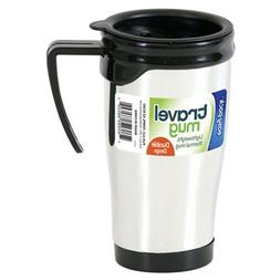 Easy Pack Plastic Travel Mug, 500ml