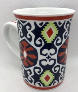 Vera Bradley Porcelain Mug in Sun Valley