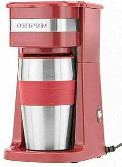 Portable Personal Drip Coffee Maker Brewer Machine Single Cu