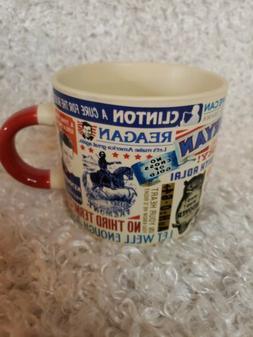 presidential slogans 2015 coffee cup mug