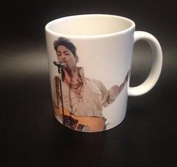 PRINCE 1958-2016 11 Ounce Coffee Mug PRINCE MEMORIAL TRIBUTE