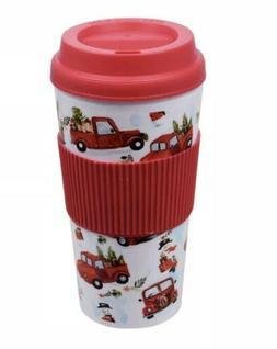printed holiday travel mugs 16 oz