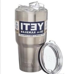 Yeti Rambler Stainless Steel Coffee Mug Cup Insulated 30oz T