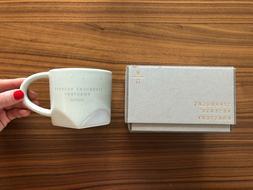 Starbucks Reserve Roastery and Tasting Room Bevel Mug 8oz Se