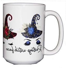 Resting Witch Face - Funny Halloween Coffee Mug