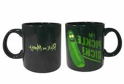 Rick and Morty I'm Pickle Rick Ceramic 20oz Coffee Mug Cup L