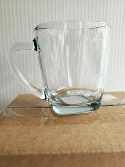 Anchor Hocking Rio Glass Mug, Clear, 14 oz - 93254