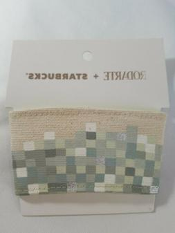 Starbucks Rodarte Pixals Reusable Coffee Cup Sleeve 2012 Tra