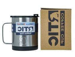 rtic tumbler rambler coffee cup stainless steel