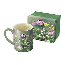 Ruby in Wildflowers 14 oz Mug,  by Lang Companies