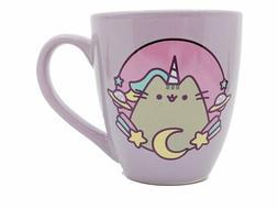 Pusheen's Magical Crystal Cavern 16 oz Ceramic Mug