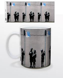 SALUTE TO TESCO 11 OZ COFFEE MUG TEA CUP DECOR STORE RETAIL