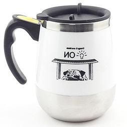 JCHB Self Stirring Auto Mug 13oz