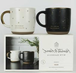 Set of 2 - Hearth and Hand Magnolia - Morning Beautiful & Ha