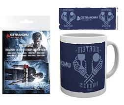 Set: Uncharted, 4, Mortem Intimicis Photo Coffee Mug  And 1