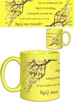 Set: Vincent Van Gogh, Almond Branches In Bloom With Quotati
