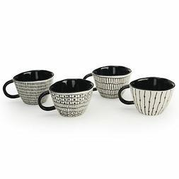 Signature Housewares 12 Oz Sketch Mugs