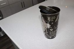 NEW Starbucks Siren Mermaid Travel Mug Tumbler Ceramic Limit