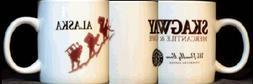 Starbucks Skagway Alaska Rare Collectible Mug 20oz New Rare