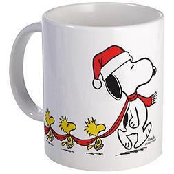 CafePress - Snoopy And Bird Friends - Unique Coffee Mug, Cof