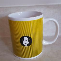 SNOOPY Cup Coffee Mug Peanuts Ceramic New Zak Designs