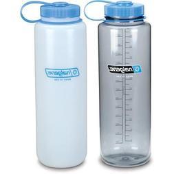 Nalgene Solo Tritan Wide-Mouth Water Bottle 48 oz