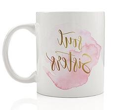 Soul Sisters Coffee Mug Gift Idea for Best Friend Bestie Gir