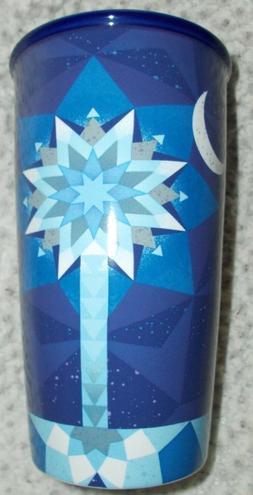 Starbucks South Carolina Ceramic Travel Mug, new mint, never