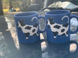 Waechtersbach Spain Porcelain 12 oz Coffee Tea Mugs Set of 2