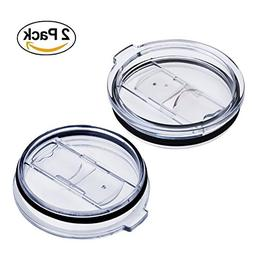 Docik Splash Resistant Spill Proof Lid for Yeti RTIC Ozark T