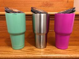 Stainless Steel Coffee Mug Cup 30oz Insulated with cap