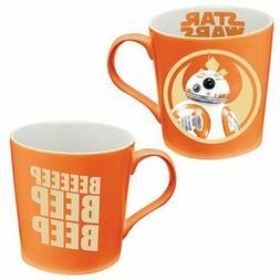 Vandor Star Wars BB-8 12 Ounce Ceramic Mug